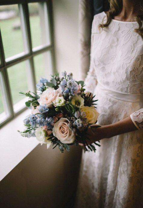 Märchenhaft heiraten: Die schönsten Ideen für euren Brautstrauß im Winter #personalizedwedding