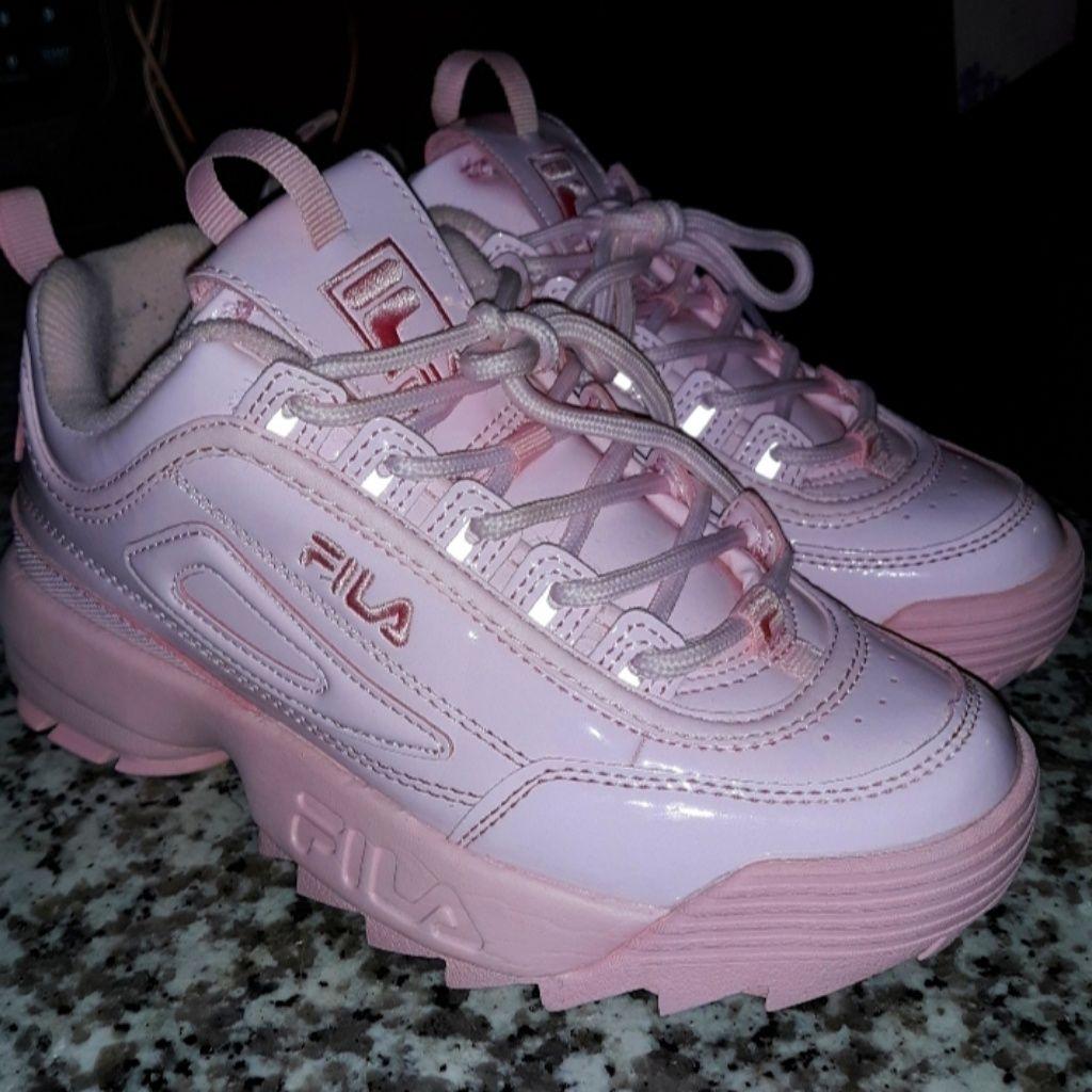 Fila Shoes Pink Row Dusrupter IiFarge: rosaStørrelse: 6 Pink Row Dusrupter IiFarge: rosa Size: 6