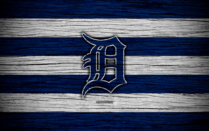 Download Wallpapers Detroit Tigers 4k Mlb Baseball Usa Major League Baseball Wooden Texture Art Baseball Club Besthqwallpapers Com Detroit Tigers Detroit Major League Baseball