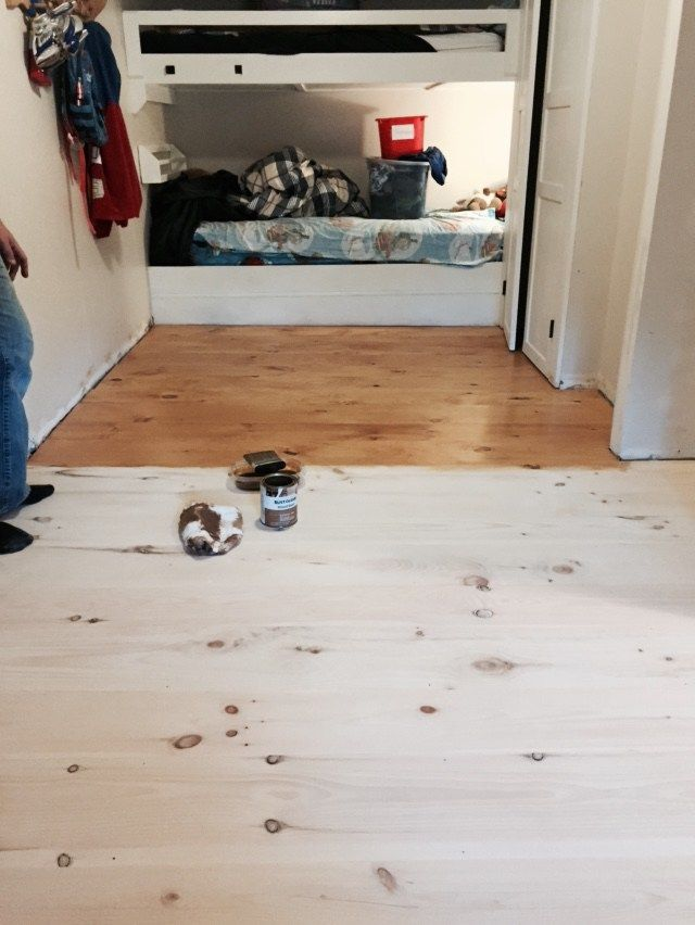 DIY Unfinished Wide Pine Floors Review Pine flooring Pine and