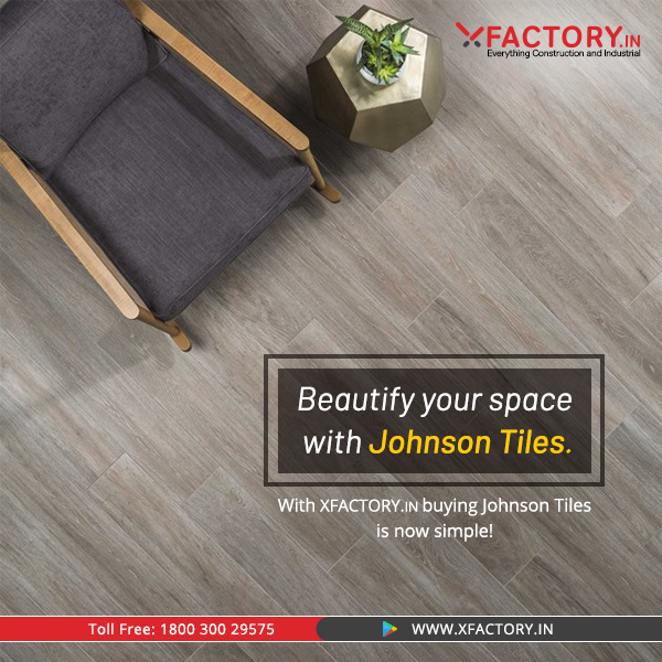 Now buy Johnson Tiles at the best price online! Best