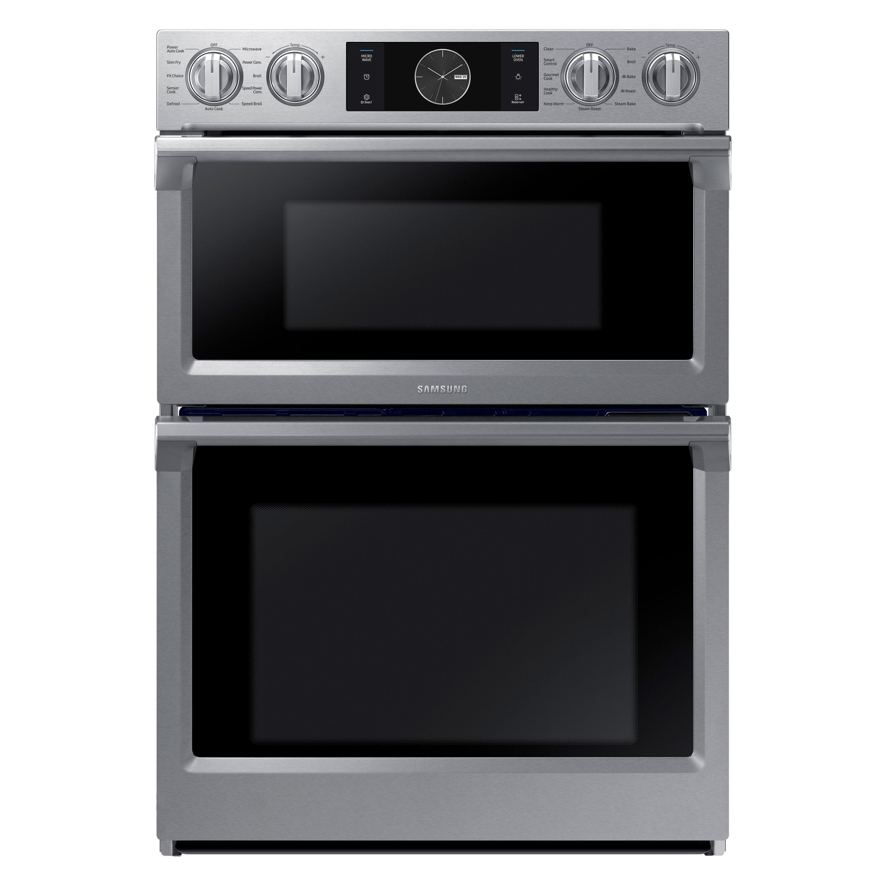 Microwave Combination Wall Oven With