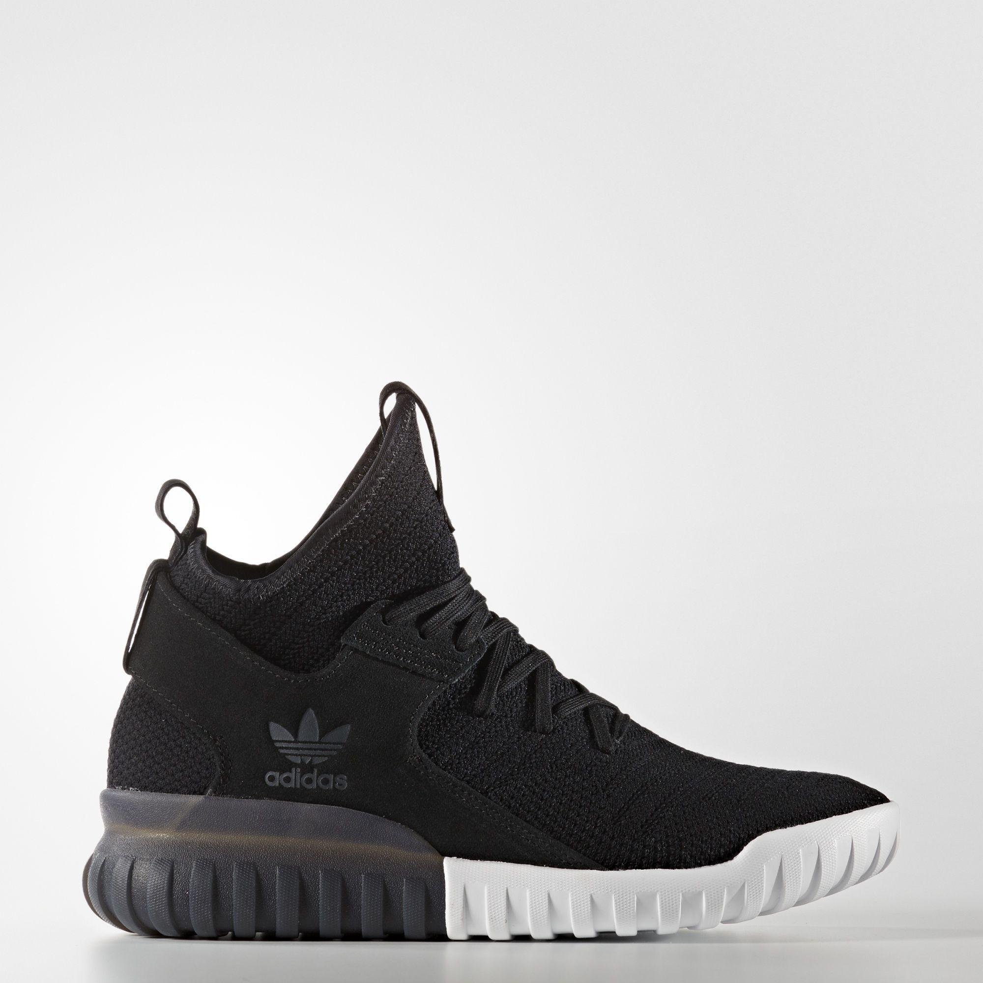 Black · adidas - Tubular X Primeknit Shoes