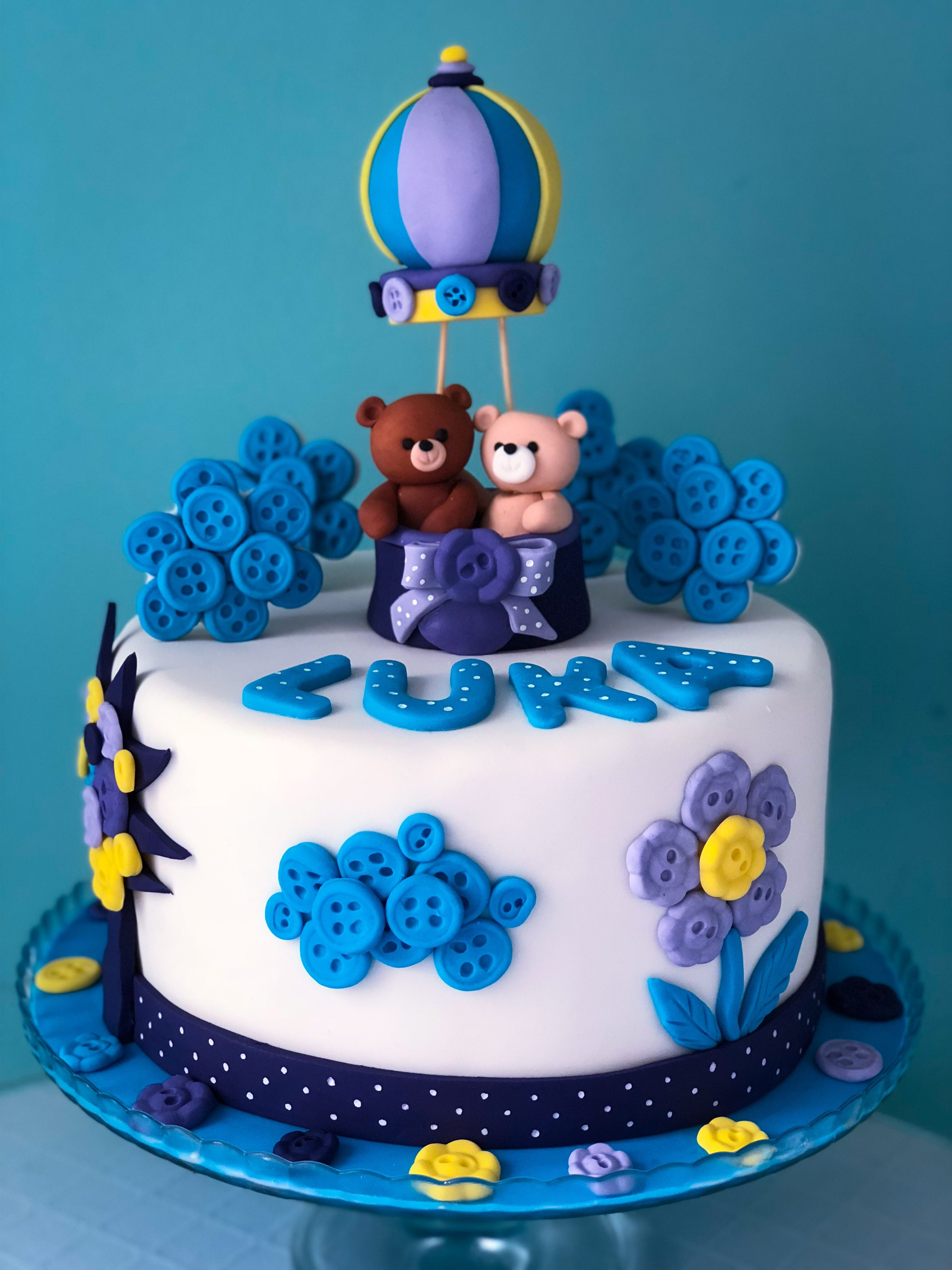 Donald duck birthday cake - Cake by Mocart DH   Duck