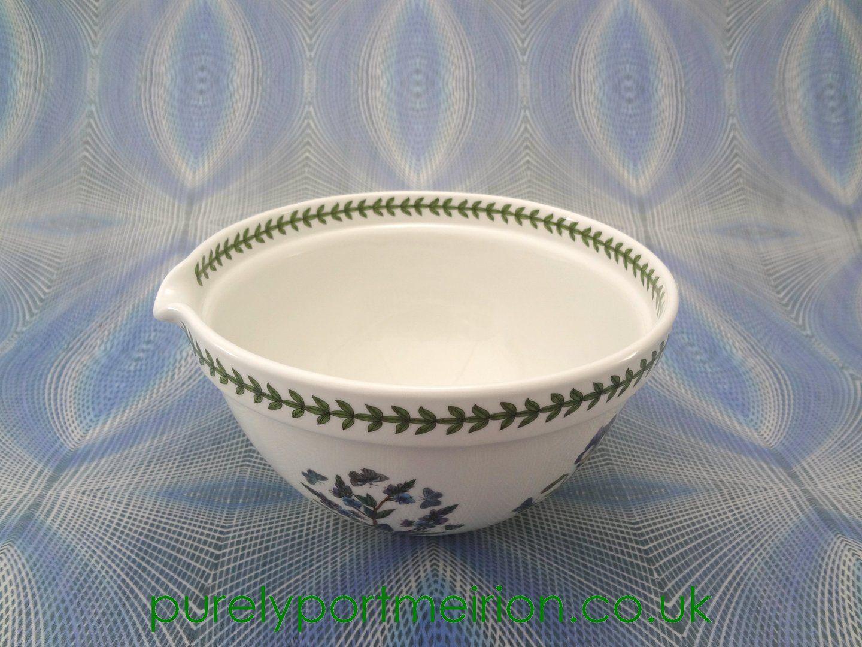 Portmeirion Botanic Garden Small Mixing Bowl, Daisy, Boxed