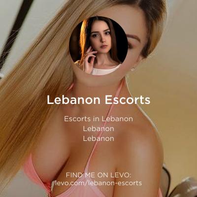 Escort lebanon