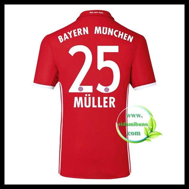 Maglia Home FC Bayern München Javier Martínez