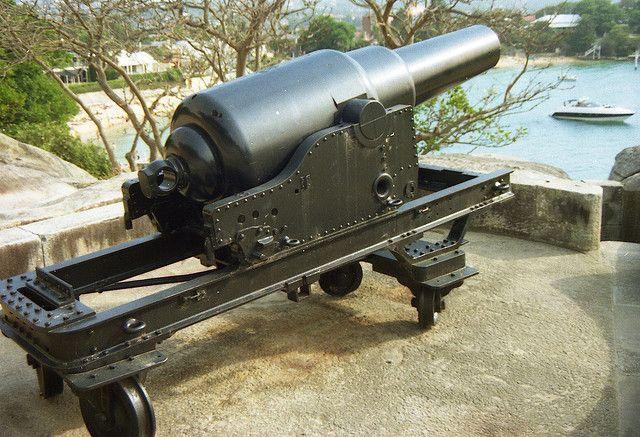 9 in 12 ton Mk V R.M.L. by Okehills, via Flickr