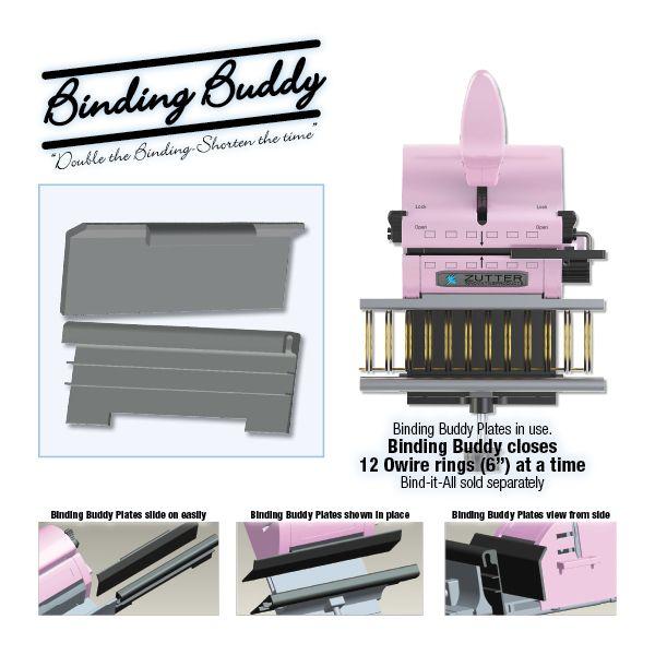 Binding Buddy At Scrapbook.com