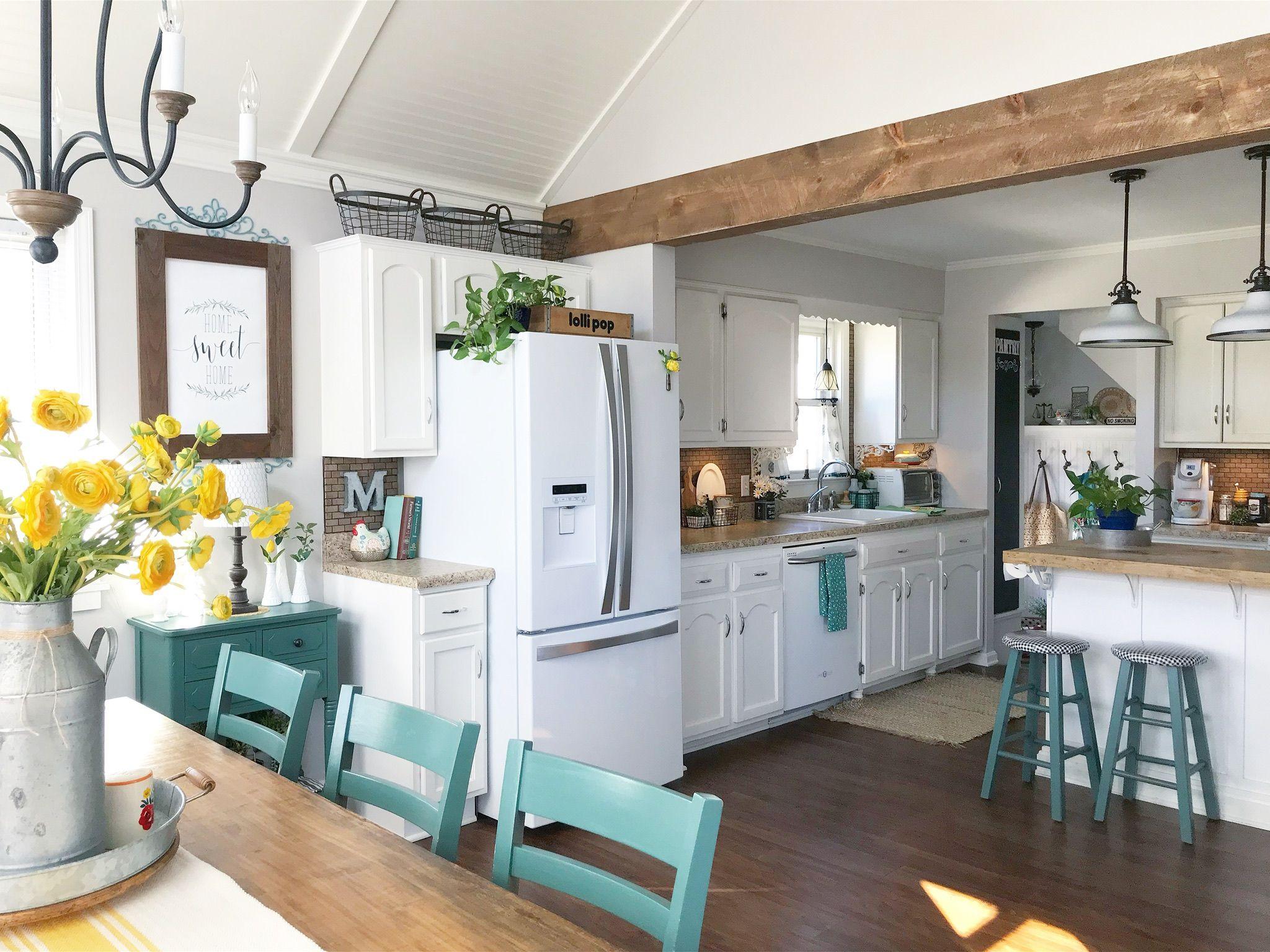 Pin by Terri Menke on Kitchens Coastal kitchen decor