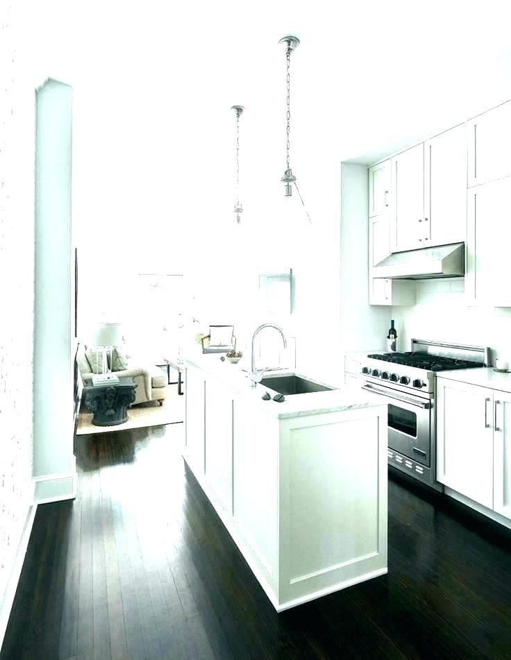 long narrow kitchen table long narrow kitchen island long skinny kitchen island long narrow k... #longnarrowkitchen