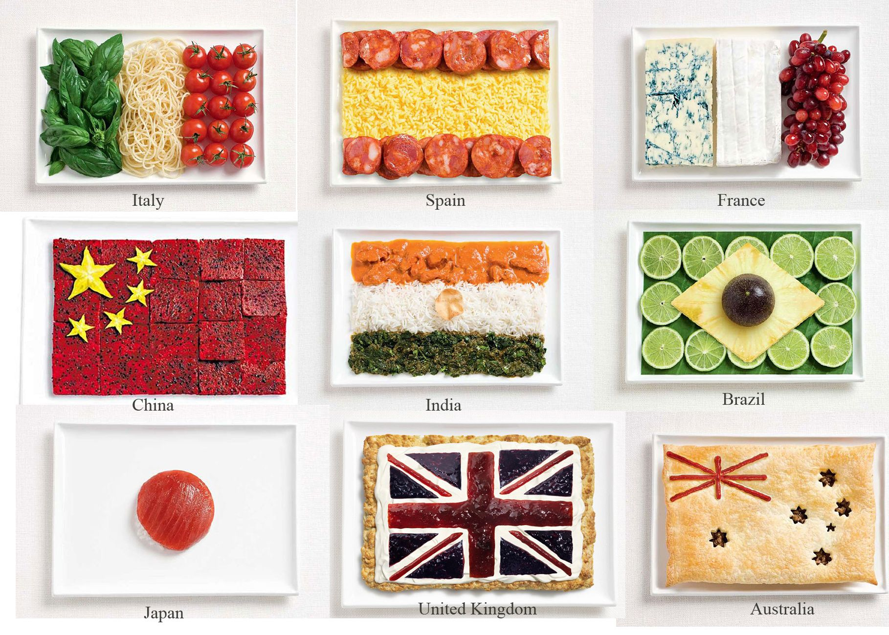 Marvelous International Dinner Party Ideas Part - 8: Throw An Around The World Dinner Party. International ...