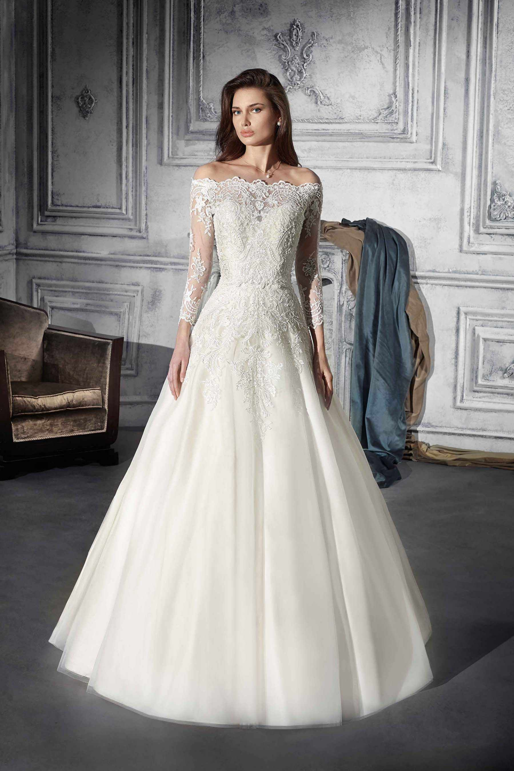 93ea63219cc Demetrios Wedding Dress - Style 734 An exquisite gown with a strapless