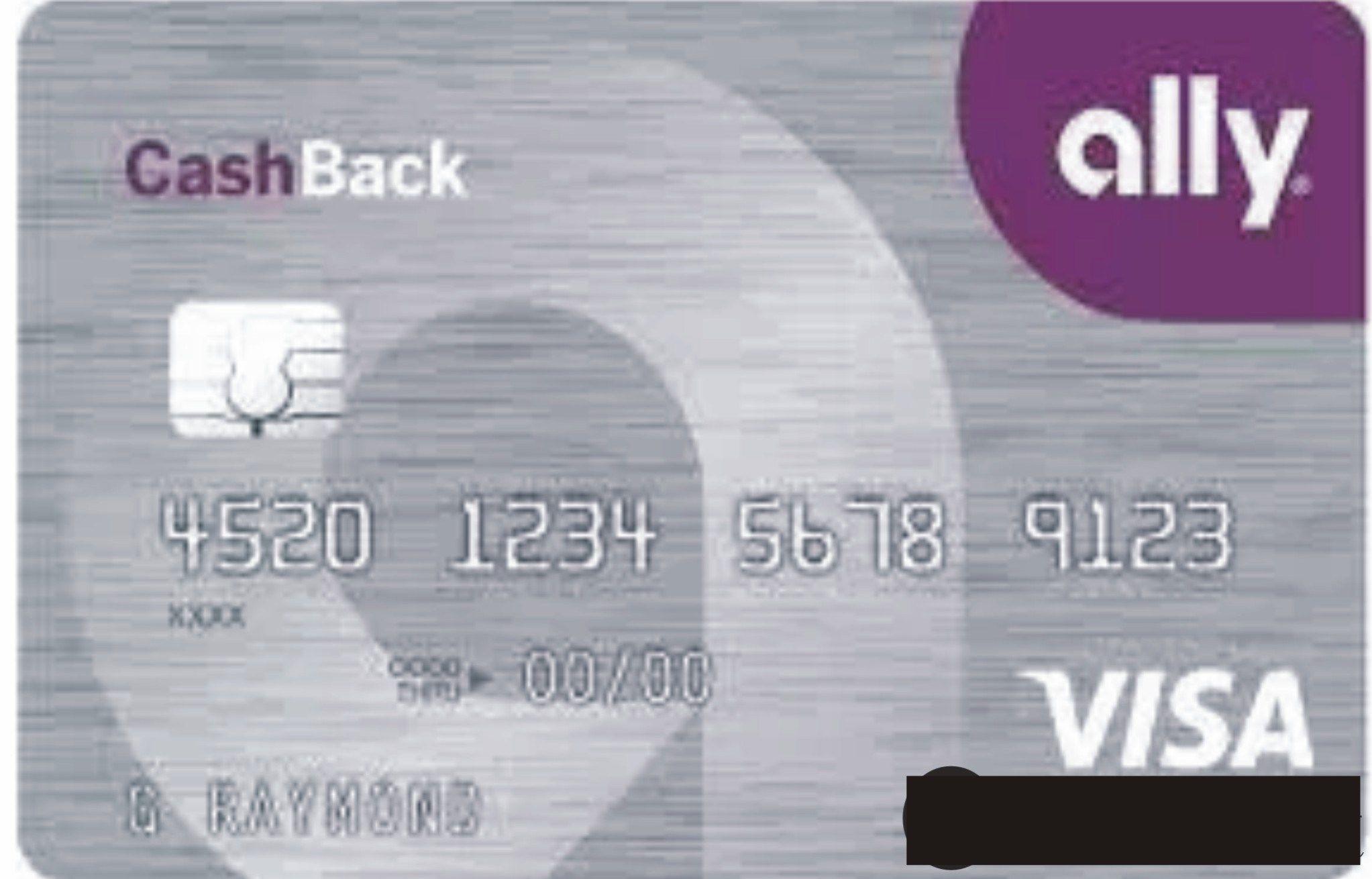 Ally bank secured rewards card rewards credit cards