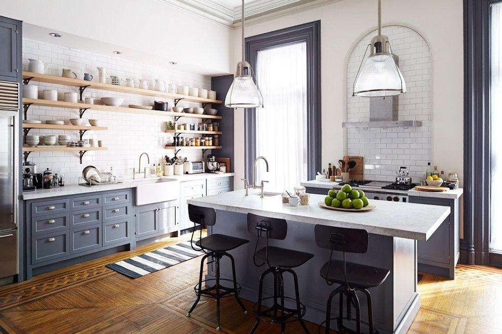 Nancy Meyers   The Intern, Kitchen, Set Design