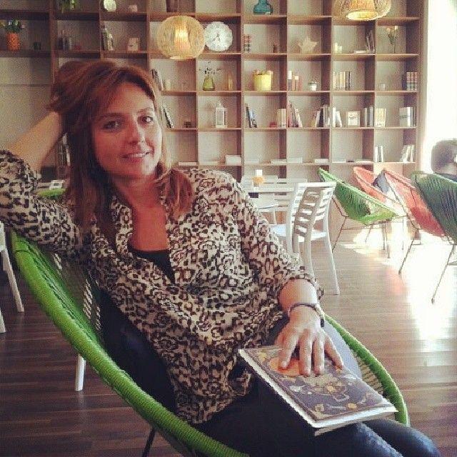 Iconosquare – Un nuevo sitio muy agradable para conversar y tomar un cafe, Doble crema cafe, en Ferraz 10 #madridmemola @liberatukarisma #doblecremacafe