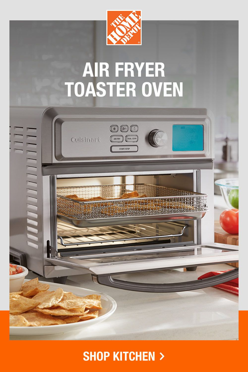 Make Mealtime Simple With The Latest In Kitchen Gadgets And Cooking Tools From The Home Depot In 2020 Countertop Appliances Countertops Meal Time