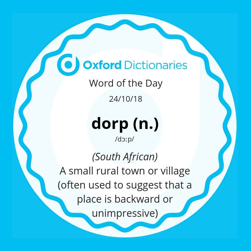 Oxford Dictionaries On