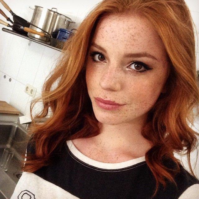 Cute redhead tiny
