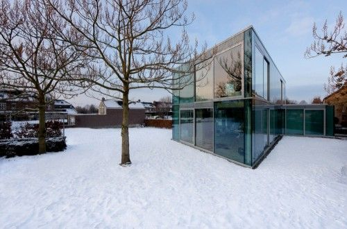 Wiel Arets Architects: H House 636
