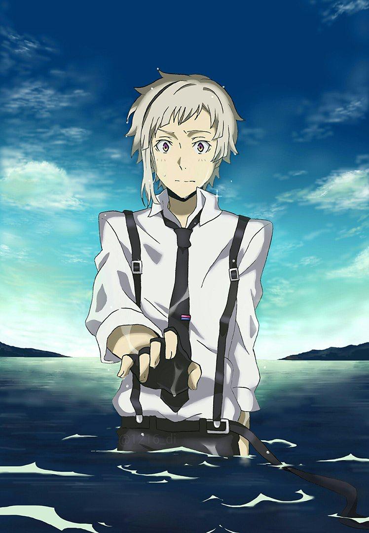 BSD Atsushi Nakajima Anime, Desenhos, Personagens