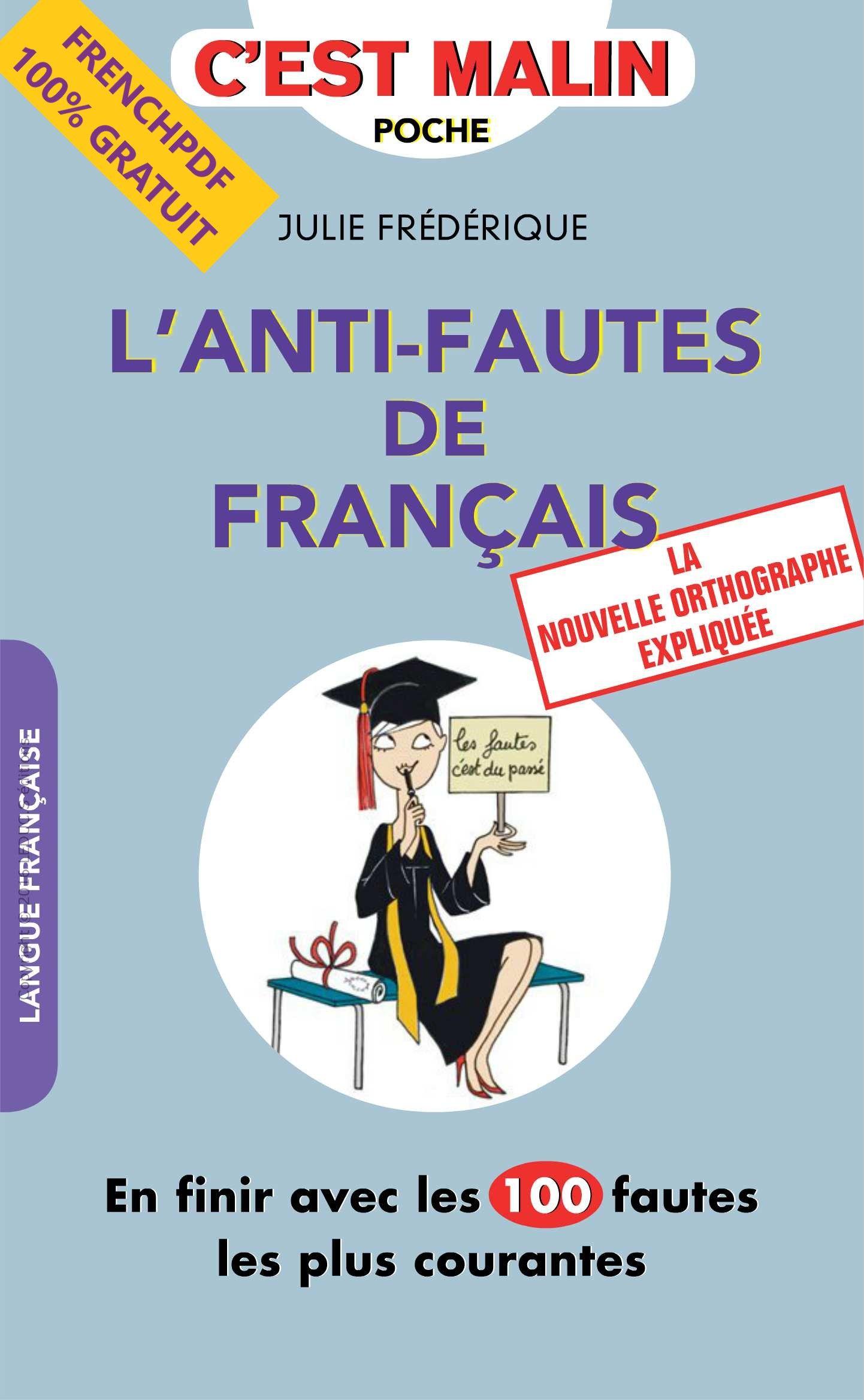 Comment Ne Plus Faire De Fautes : comment, faire, fautes, Jours, Faire, Fautes, Grammaire,, Orthographe,, Conjugaison, Comment, Apprendre, Français,, Français