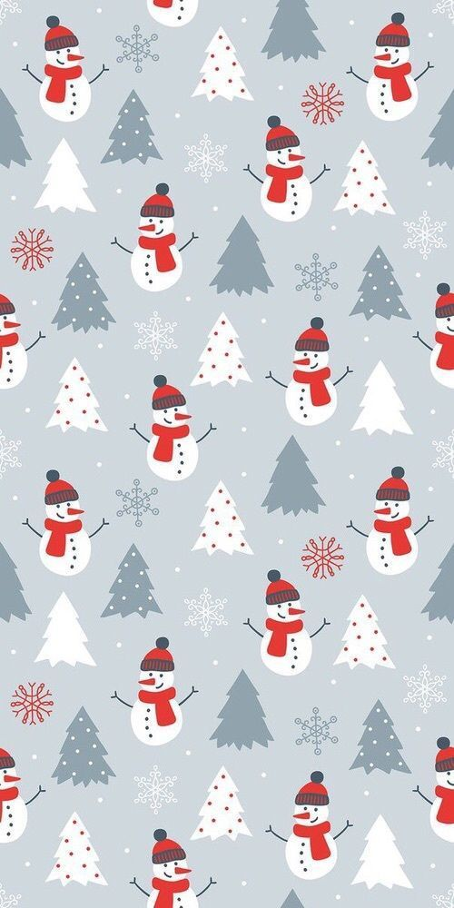 25 Free Christmas Wallpapers for iPhone - Cute and Vintage Backgrounds