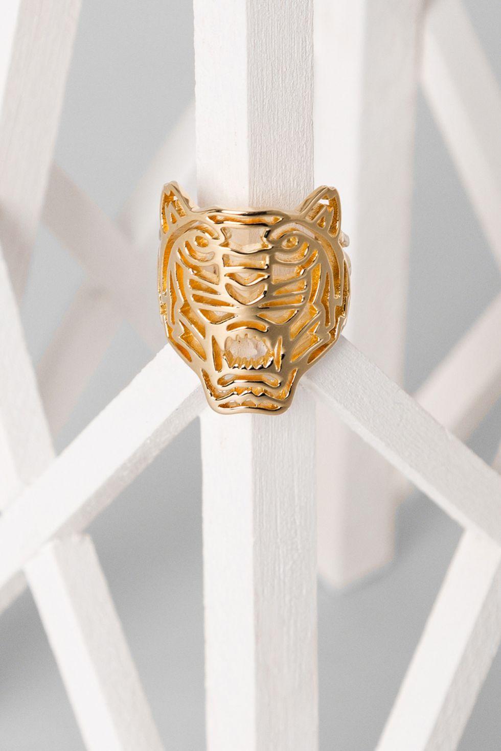 collier kenzo tigre femme