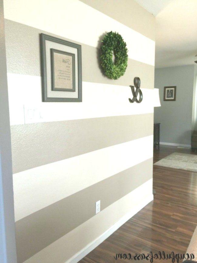Come dipingere strisce di muro | Decorazioni, Pareti a ...