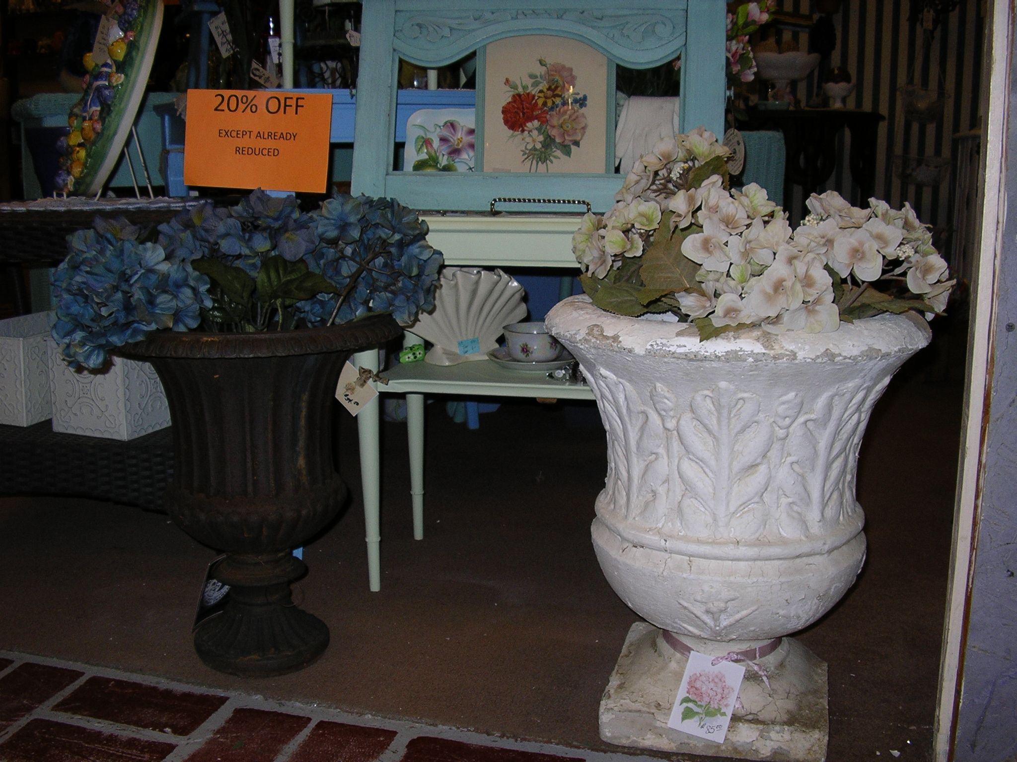 My Booth In Antique Asylum In Palmdale Ca Just A Few