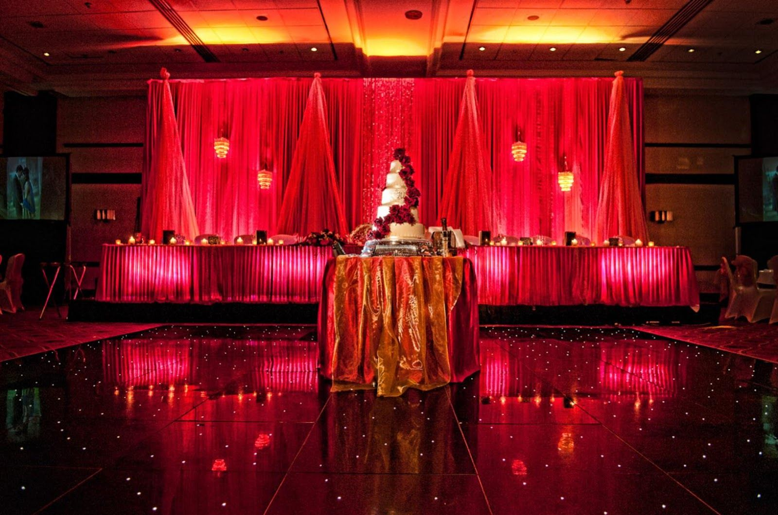 Asian wedding themes