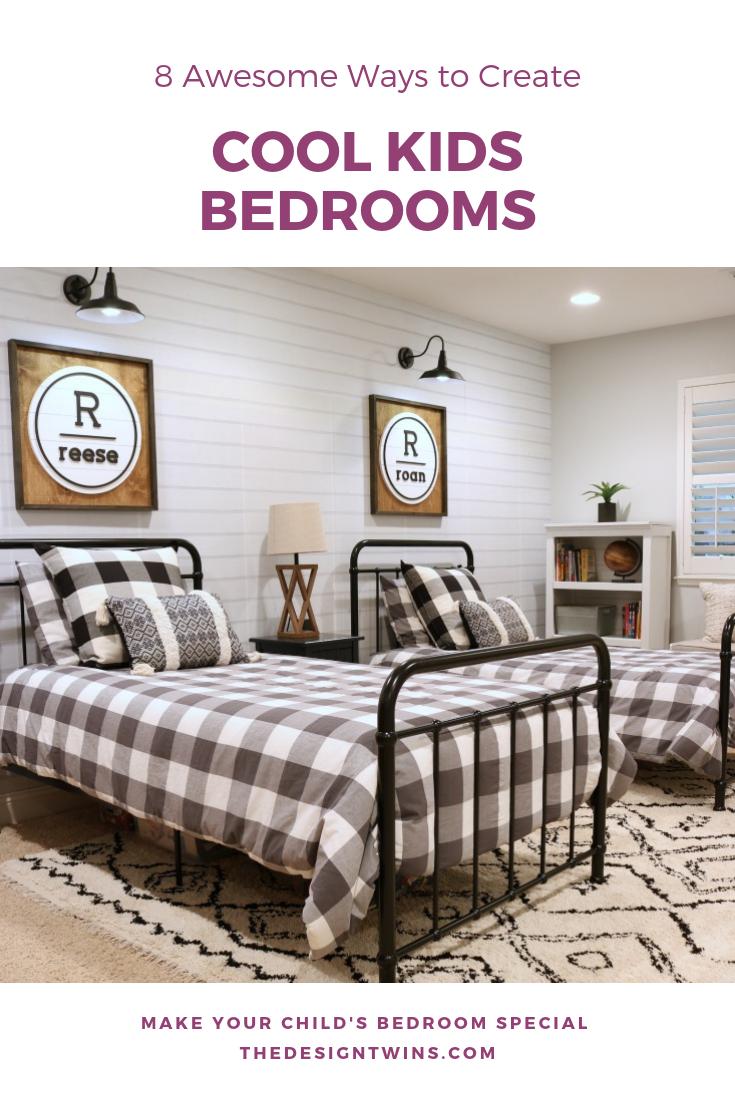 Bedroom Decor Essentials Bedroom With Red Decor Bedroom Decor Like Urban Outfitters Bedroom Decor Lo Cool Kids Bedrooms Boys Bedroom Decor Big Boy Bedrooms