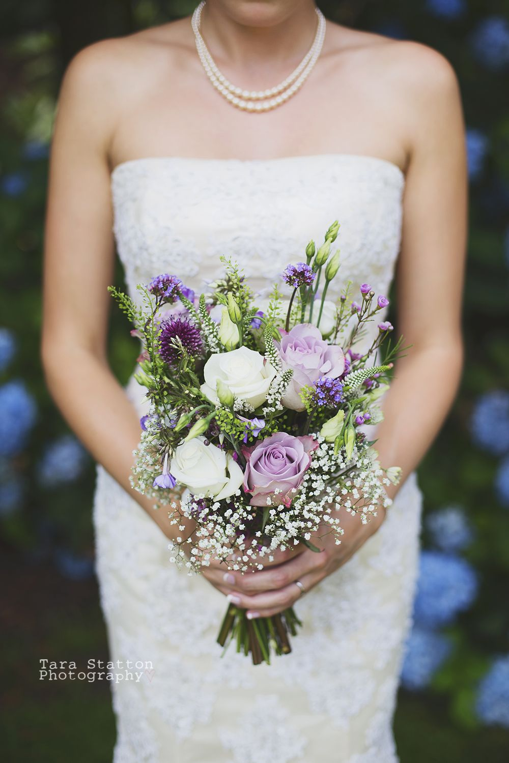 Dusky Pink Flowers For A Devon Wedding By Grace Michaels From