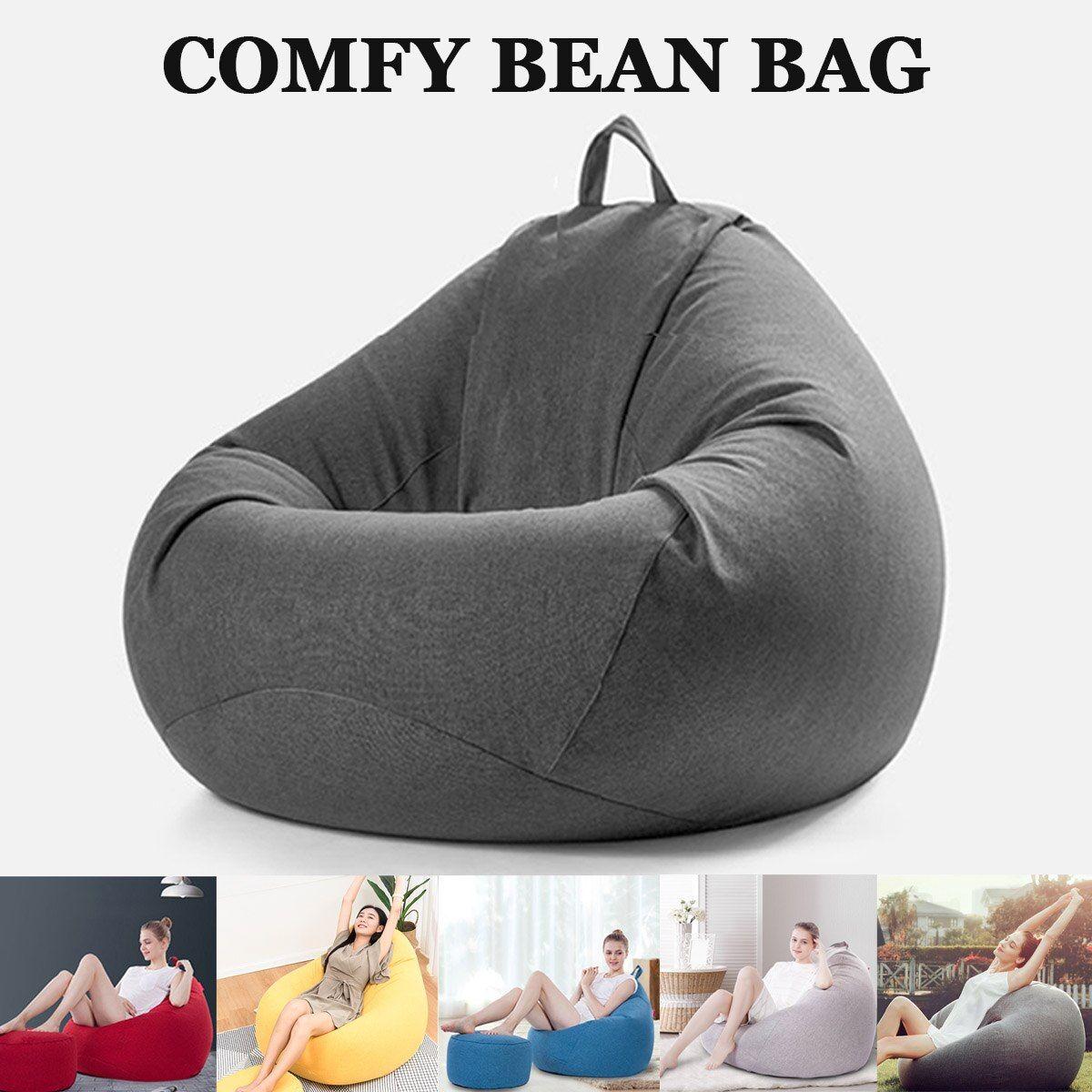 LAZY BEANBAG SOFA 1 Bean bag sofa, Bean bag chair covers