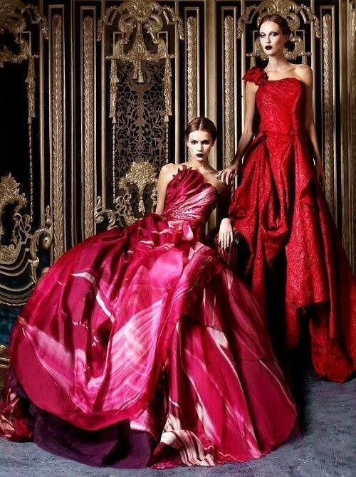 Pin von GingerBreadWomanGER auf Modefotografie | Rote mode ...