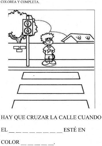 Educacion Vial La Calle 104386933746856690247 Albumes Web De Picasa Educacion Vial Para Ninos Educacion Vial Proyectos De Educacion