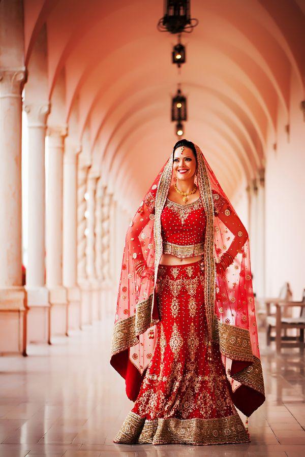 Elegant Indian Wedding by Limelight Photography | Los indios, Los ...