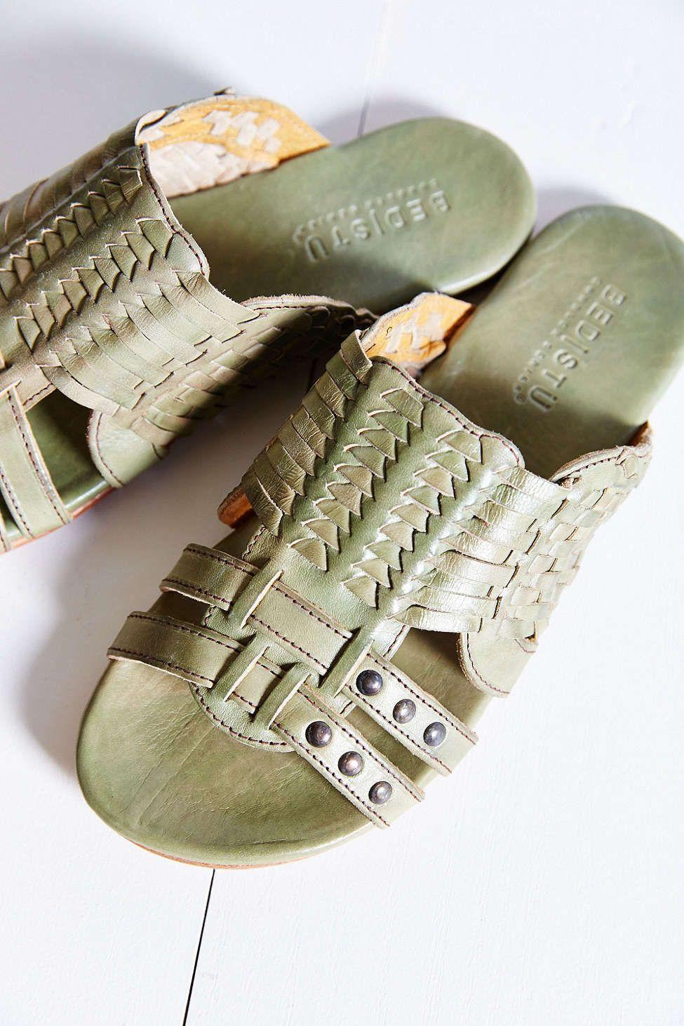 6029505e554b Bed Stu Diaz Slip-On Huarache Sandal - Urban Outfitters