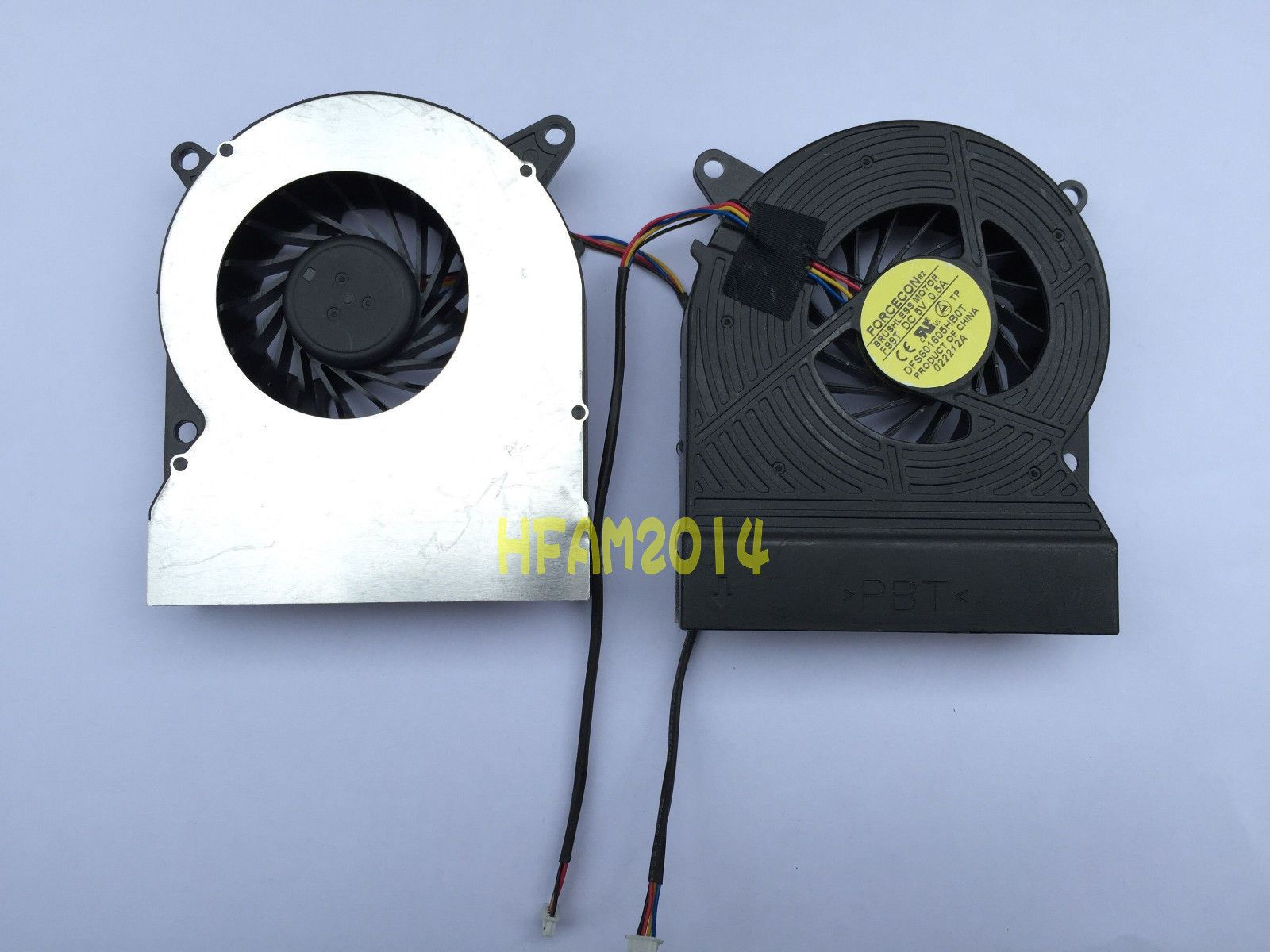 New For HP 600 TouchSmart 600-1150a 1150qd 1152 1155 1160ch CPU Fan 603324-001