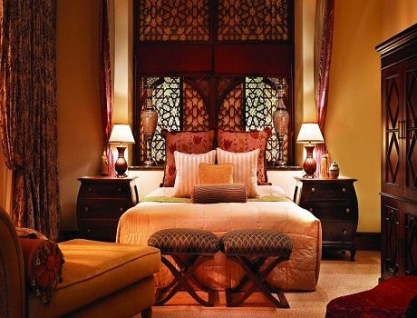 Beautiful Moroccan Inspired Bedroom   Love It!