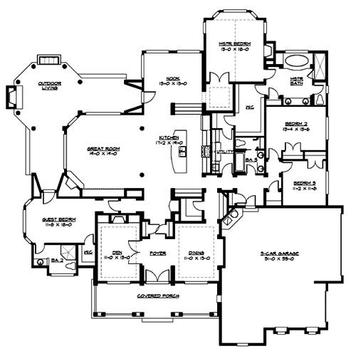 17 best images about floorplans on pinterest | french country