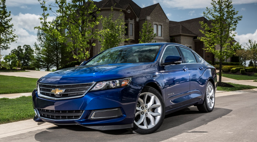 For The 2019 Chevrolet Impala Owners Manual The Most Update Guide