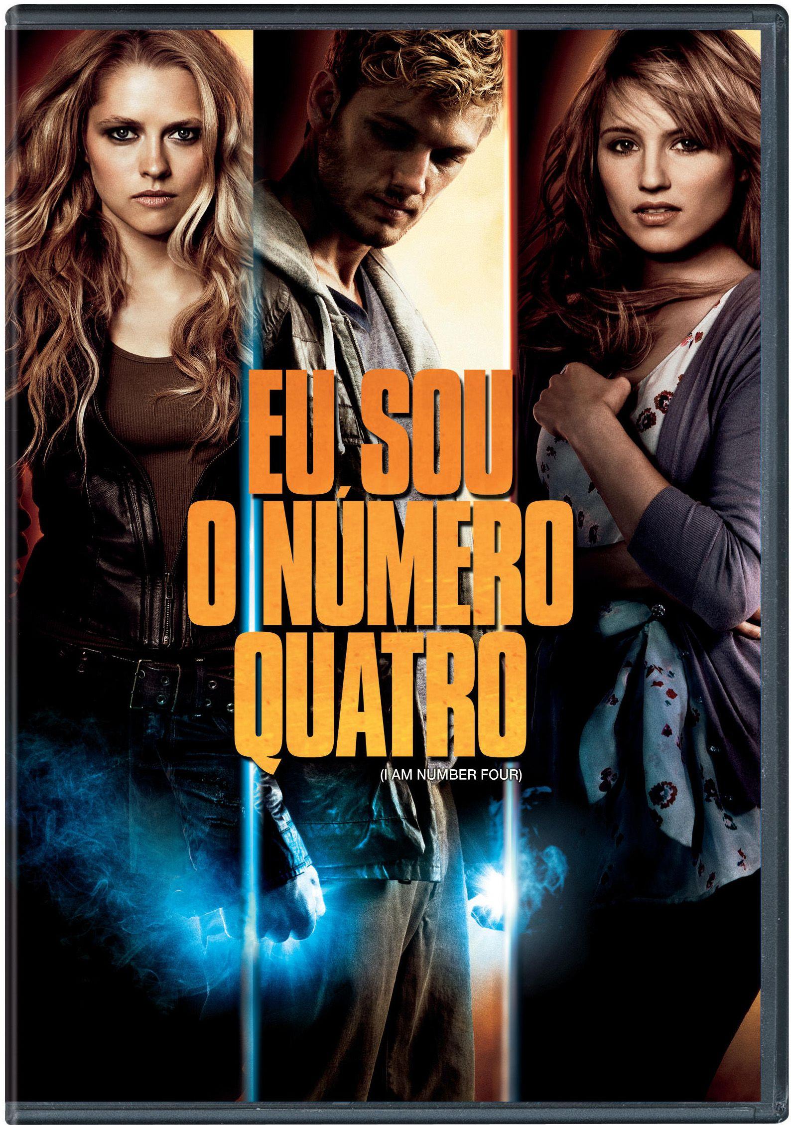 Dvd Eu Sou O Numero Quatro Jpg 1588 2258 Eu Sou O Numero Quatro Mega Filmes Online Filmes On Line