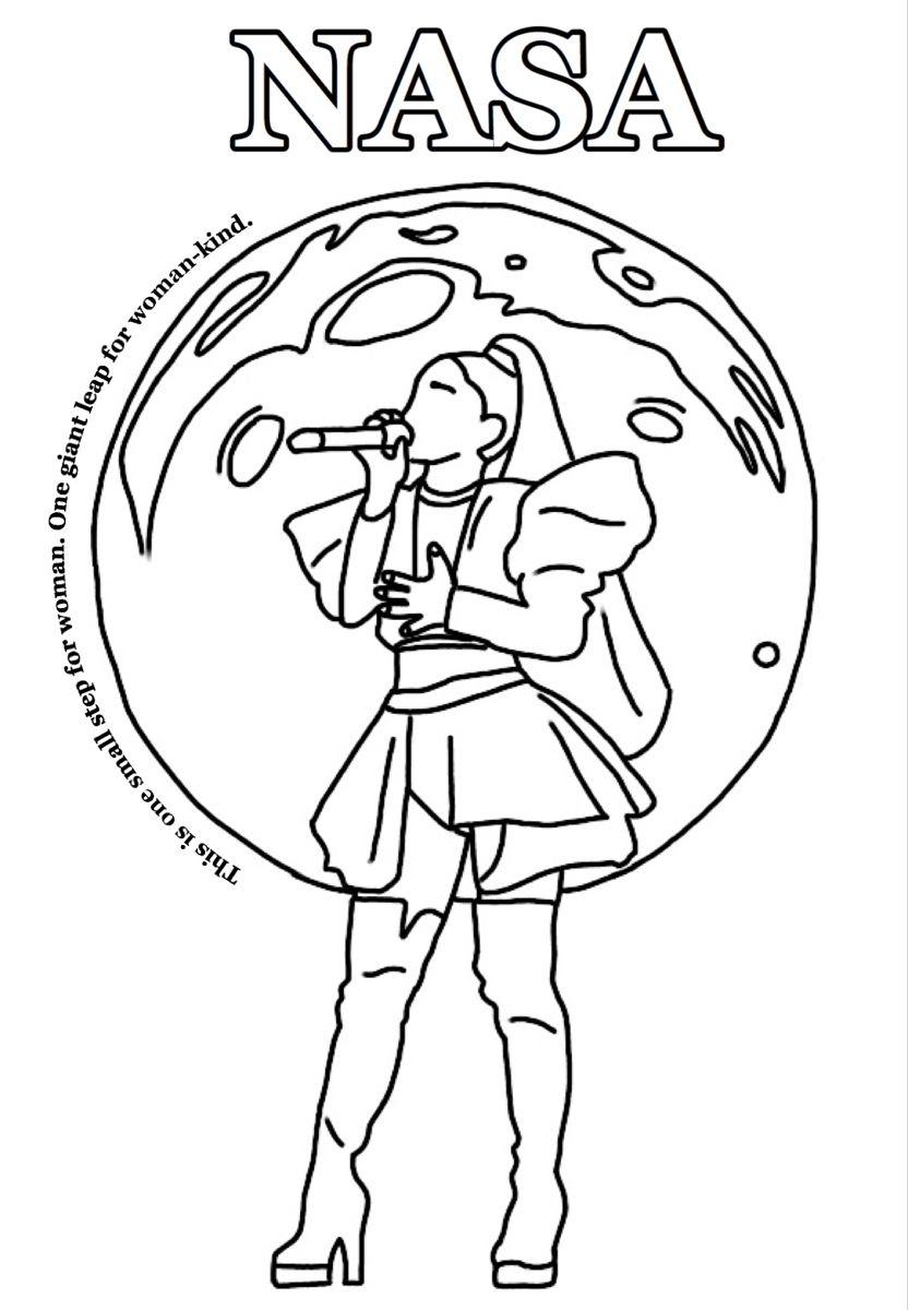 Solar System Coloring Pages Nasa Logo Nasa Wallpaper Space