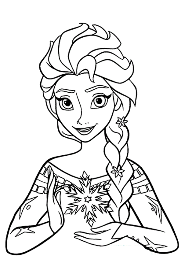 Frozen 2 Coloring Book Gift In 2020 Elsa Coloring Pages Frozen Coloring Pages Frozen Coloring