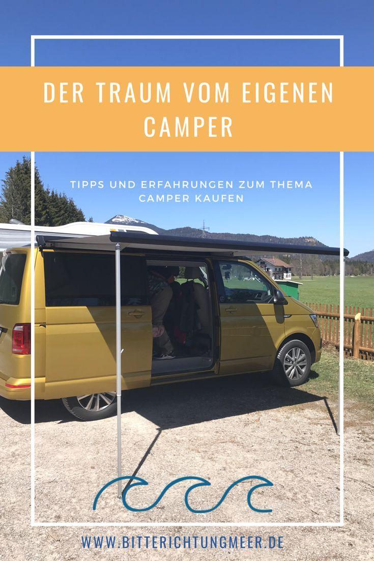 Vw Bus Kaufen Der Traum Vom Eigenen Camper Mit Bildern Camper Kaufen Vw Bus Kaufen Camper