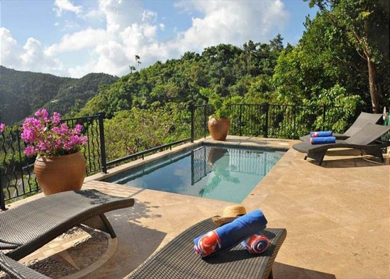 This is where my husband booked our honeymoon in St. John | Apito | St. John Villas | Travel Keys $2600/wk