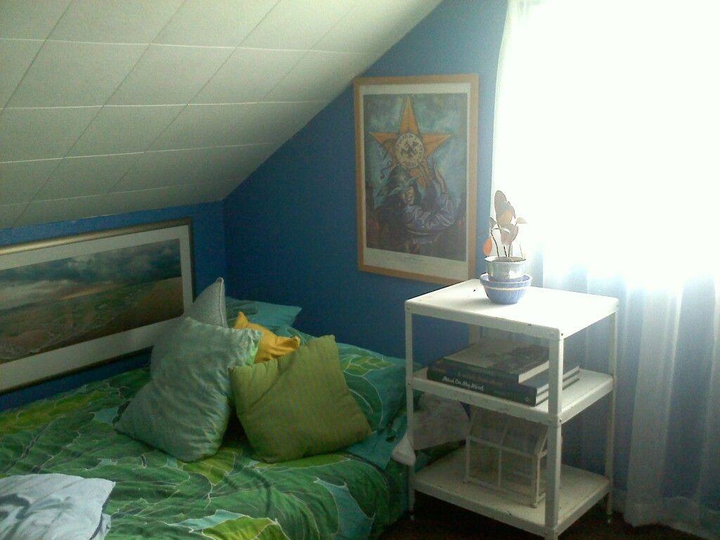 2 of 3 bedrooms