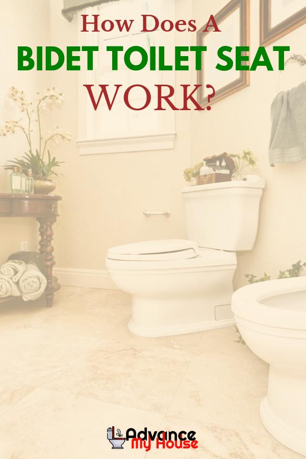 How Does A Bidet Toilet Seat Work Bidet Toilet Seat Toilet My House