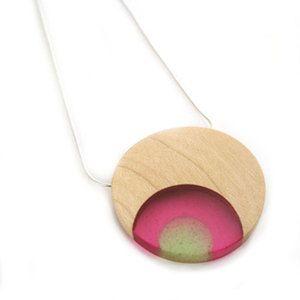 Spruce Design Company  Wood Jewelry